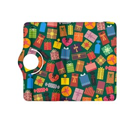 Presents Gifts Background Colorful Kindle Fire Hdx 8 9  Flip 360 Case