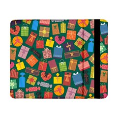 Presents Gifts Background Colorful Samsung Galaxy Tab Pro 8 4  Flip Case