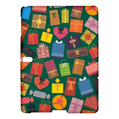 Presents Gifts Background Colorful Samsung Galaxy Tab S (10 5 ) Hardshell Case
