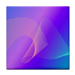 Vector Blend Screen Saver Colorful Tile Coasters
