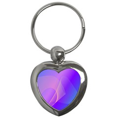 Vector Blend Screen Saver Colorful Key Chains (heart)