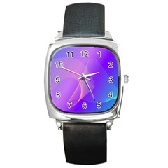 Vector Blend Screen Saver Colorful Square Metal Watch