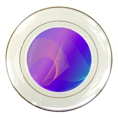 Vector Blend Screen Saver Colorful Porcelain Plates