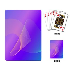Vector Blend Screen Saver Colorful Playing Card