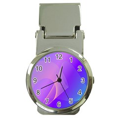 Vector Blend Screen Saver Colorful Money Clip Watches