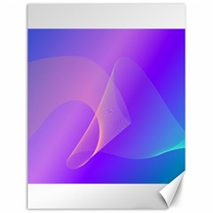 Vector Blend Screen Saver Colorful Canvas 12  X 16