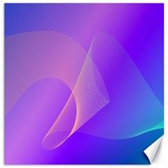 Vector Blend Screen Saver Colorful Canvas 16  X 16
