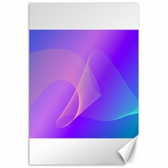 Vector Blend Screen Saver Colorful Canvas 20  X 30
