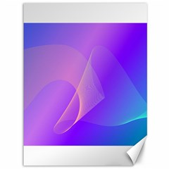 Vector Blend Screen Saver Colorful Canvas 36  X 48