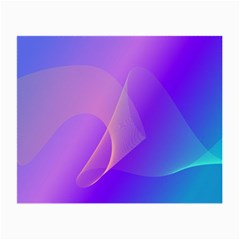 Vector Blend Screen Saver Colorful Small Glasses Cloth (2 Side)