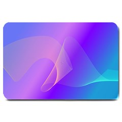 Vector Blend Screen Saver Colorful Large Doormat