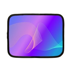 Vector Blend Screen Saver Colorful Netbook Case (small)