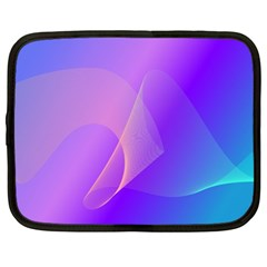 Vector Blend Screen Saver Colorful Netbook Case (large)