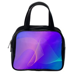 Vector Blend Screen Saver Colorful Classic Handbags (one Side)