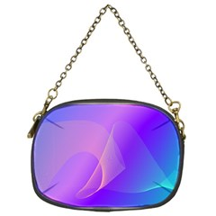 Vector Blend Screen Saver Colorful Chain Purses (one Side)
