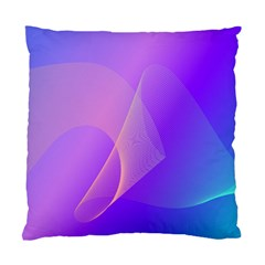 Vector Blend Screen Saver Colorful Standard Cushion Case (two Sides)
