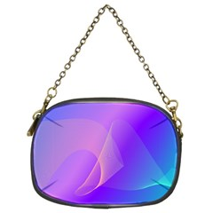 Vector Blend Screen Saver Colorful Chain Purses (two Sides)