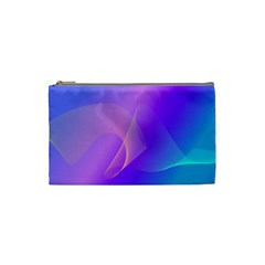 Vector Blend Screen Saver Colorful Cosmetic Bag (small)