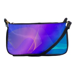 Vector Blend Screen Saver Colorful Shoulder Clutch Bags