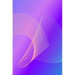 Vector Blend Screen Saver Colorful 5 5  X 8 5  Notebooks