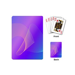 Vector Blend Screen Saver Colorful Playing Cards (mini)