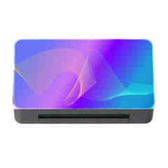 Vector Blend Screen Saver Colorful Memory Card Reader With Cf