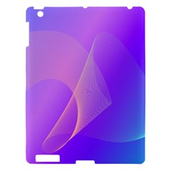 Vector Blend Screen Saver Colorful Apple Ipad 3/4 Hardshell Case