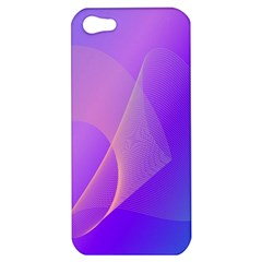Vector Blend Screen Saver Colorful Apple Iphone 5 Hardshell Case
