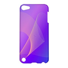 Vector Blend Screen Saver Colorful Apple Ipod Touch 5 Hardshell Case