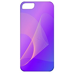 Vector Blend Screen Saver Colorful Apple Iphone 5 Classic Hardshell Case