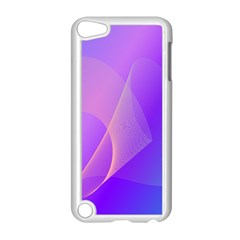 Vector Blend Screen Saver Colorful Apple Ipod Touch 5 Case (white)