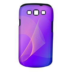 Vector Blend Screen Saver Colorful Samsung Galaxy S Iii Classic Hardshell Case (pc+silicone)
