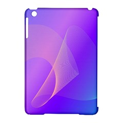 Vector Blend Screen Saver Colorful Apple Ipad Mini Hardshell Case (compatible With Smart Cover)