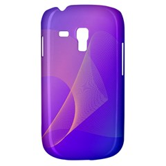 Vector Blend Screen Saver Colorful Galaxy S3 Mini