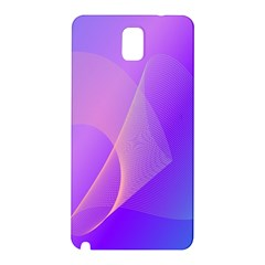 Vector Blend Screen Saver Colorful Samsung Galaxy Note 3 N9005 Hardshell Back Case