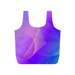 Vector Blend Screen Saver Colorful Full Print Recycle Bags (s)