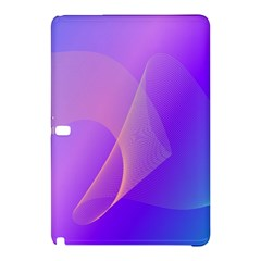 Vector Blend Screen Saver Colorful Samsung Galaxy Tab Pro 12 2 Hardshell Case
