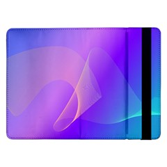 Vector Blend Screen Saver Colorful Samsung Galaxy Tab Pro 12 2  Flip Case