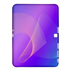 Vector Blend Screen Saver Colorful Samsung Galaxy Tab 4 (10 1 ) Hardshell Case