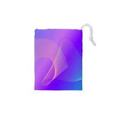 Vector Blend Screen Saver Colorful Drawstring Pouches (xs)