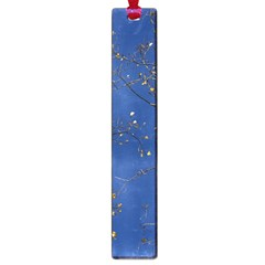 Poplar Foliage Yellow Sky Blue Large Book Marks