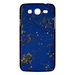 Poplar Foliage Yellow Sky Blue Samsung Galaxy Mega 5 8 I9152 Hardshell Case