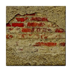 Wall Plaster Background Facade Tile Coasters