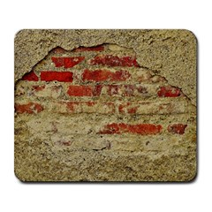 Wall Plaster Background Facade Large Mousepads