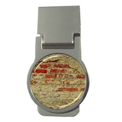 Wall Plaster Background Facade Money Clips (round)