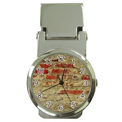 Wall Plaster Background Facade Money Clip Watches