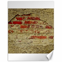 Wall Plaster Background Facade Canvas 18  X 24