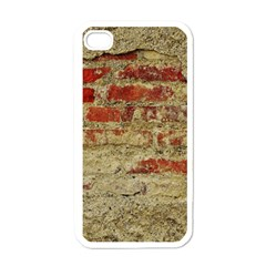 Wall Plaster Background Facade Apple Iphone 4 Case (white)