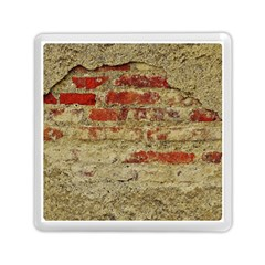Wall Plaster Background Facade Memory Card Reader (Square)