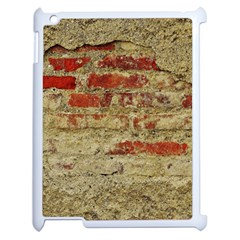 Wall Plaster Background Facade Apple Ipad 2 Case (white)